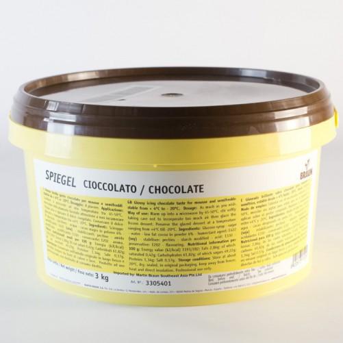 SPIEGEL CHOCOLATE X 3 KG