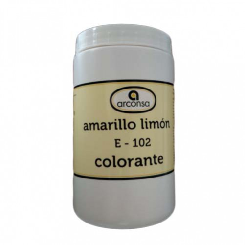 COLOR AMARILLO LIMON B/0.75 KG