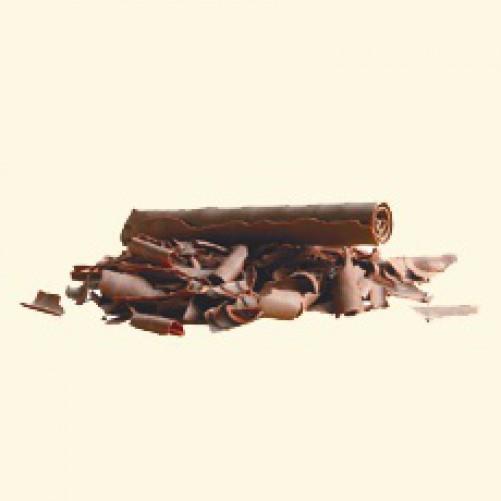 VIRUTA CHOCOLATE NEGRO C/2.5KG